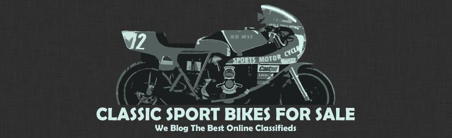 Classic Sport Bikes For Sale