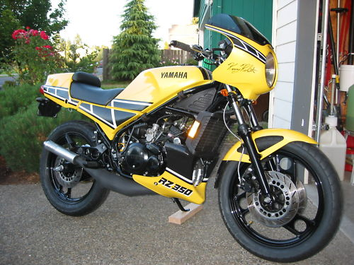 Classic rz 1985 yamaha rz350 kenny roberts edition for Yamaha rz for sale