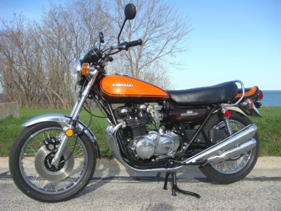 1973 Kawasaki Z1 For Sale