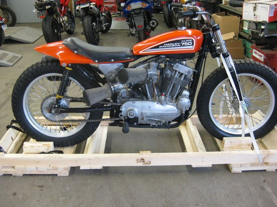 1980 Harley-Davidson XR 750 For Sale