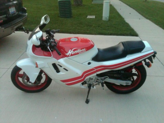 classic sportbike on the cheap 1987 honda cbr600 classic sport bikes for sale. Black Bedroom Furniture Sets. Home Design Ideas