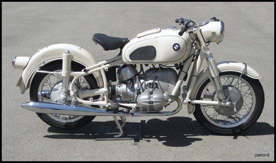 1965 dover white bmw r69s classic sport bikes for sale. Black Bedroom Furniture Sets. Home Design Ideas