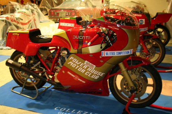 """1980 Ducati NCR """"Power House Special"""""""