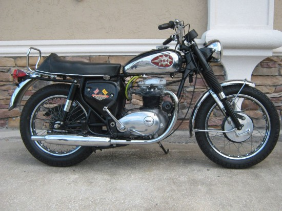 1968 BSA Thunderbolt Classic Sport Bikes For Sale