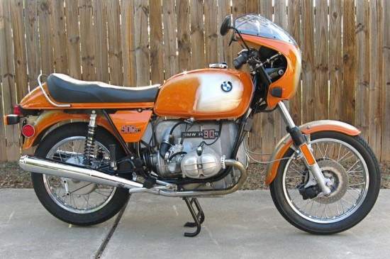 Bmw R90s Motorcycle For Sale   BMW