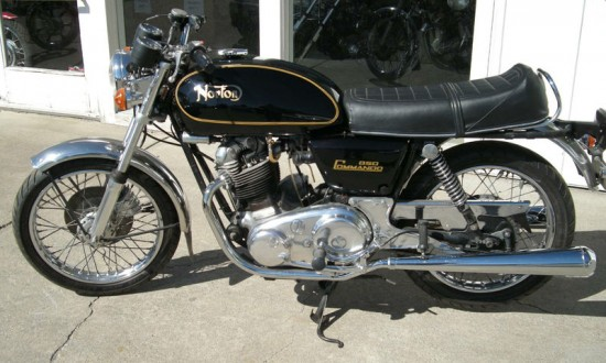 Norton Commando Interstate for sale