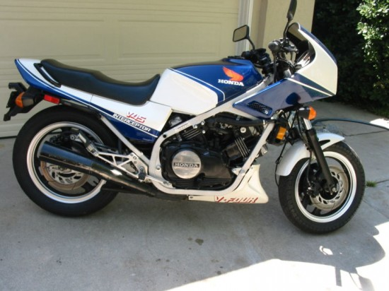 1983 Honda VF750F Interceptor