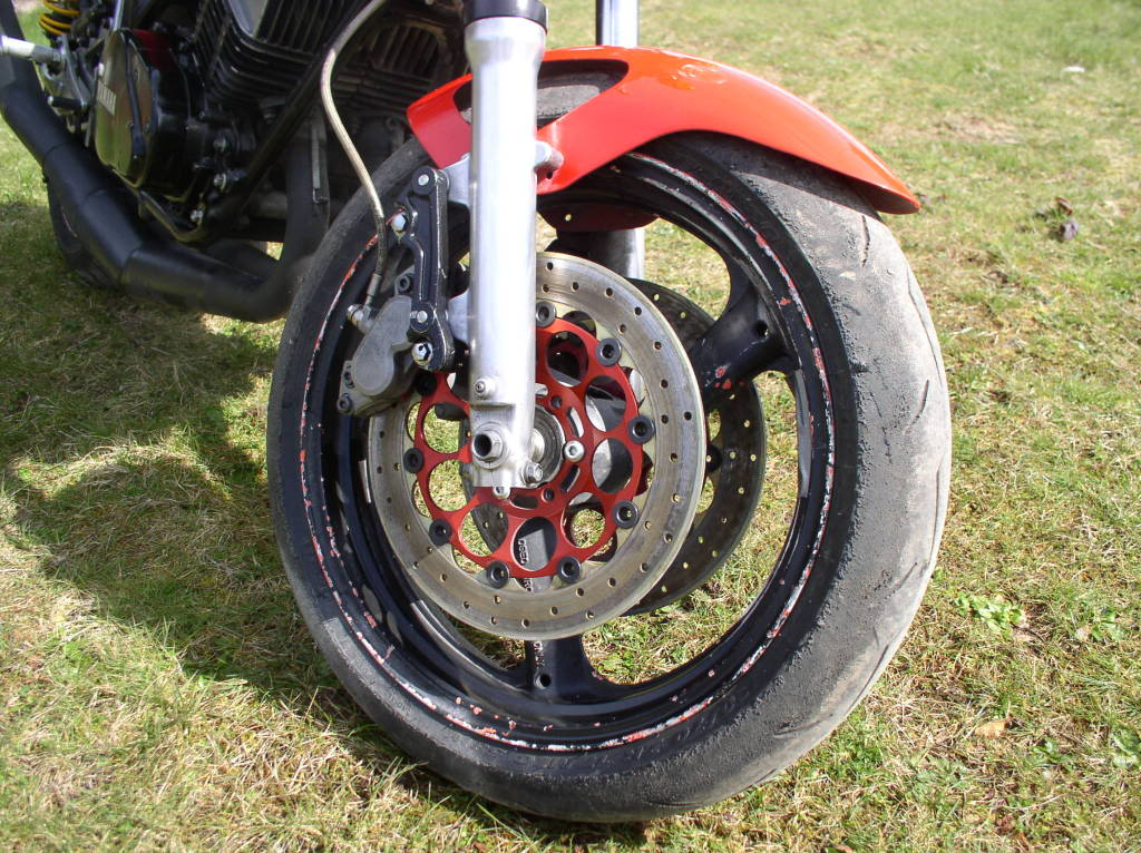 Yamaha RD400 with TZ Parts Fitted – Classic Sport Bikes For Sale