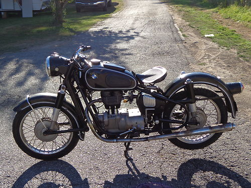 1965 bmw r27 classic sport bikes for sale. Black Bedroom Furniture Sets. Home Design Ideas