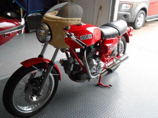 1975 Ducati 750 GT Cafe For Sale