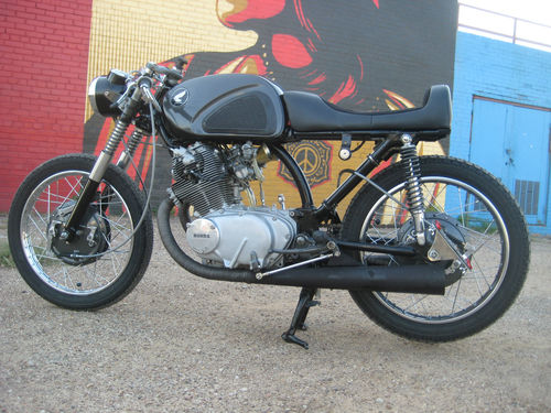 Honda CB77 Cafe For Sale