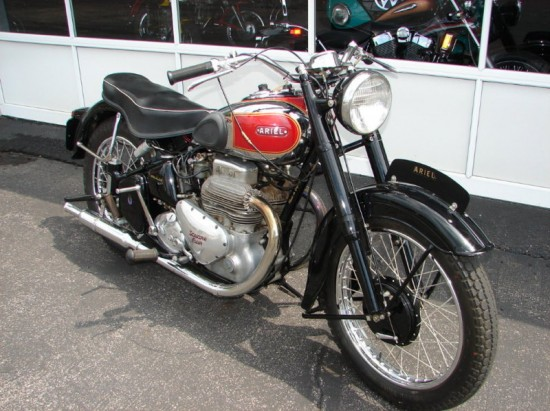 1950 Ariel Square 4 For Sale