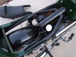 1969 Norton Commando Fastback Underseat