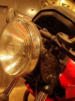1983 Moto Guzzi LeMans III Headlight