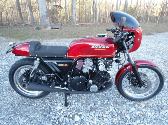 1979 Honda CBX For Sale