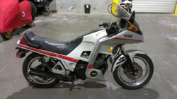 1982 Yamaha Seca Turbo R Side