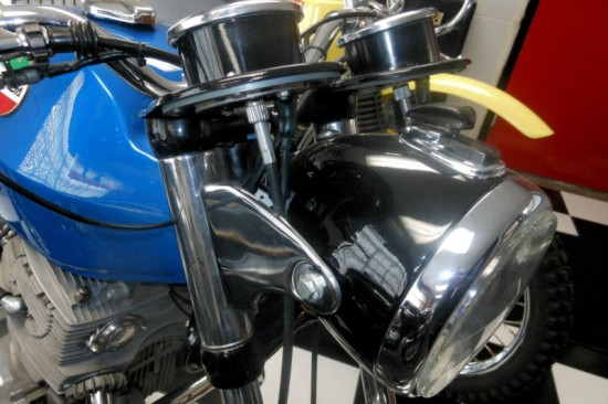 1971 Laverda 750 SF Headlight