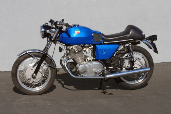 1971 Laverda 750 SF L Side
