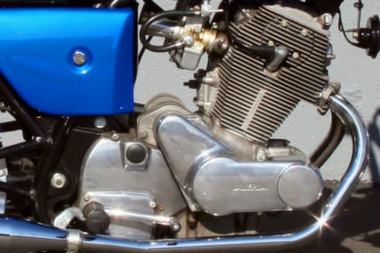 1971 Laverda 750 SF R Engine
