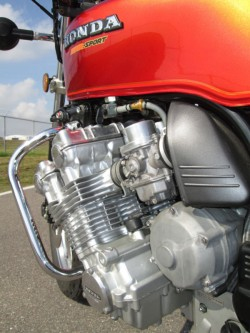 1979 Honda CBX L Engine