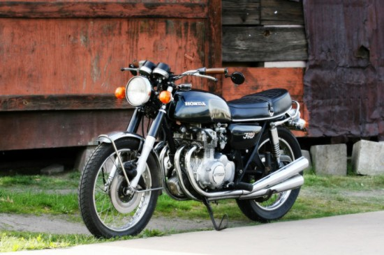 Honda CB350F For Sale