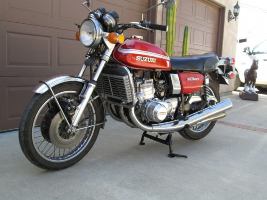 1975 Suzuki GT750 For Sale