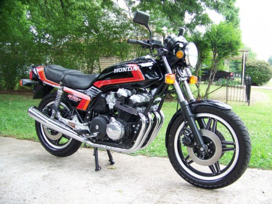 1980 Honda Cb750F For Sale