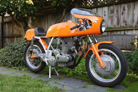 1973 Laverda SFC Replica R Side Front