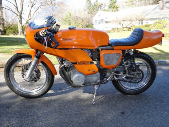 1974 Rickman Honda 750CR L Side