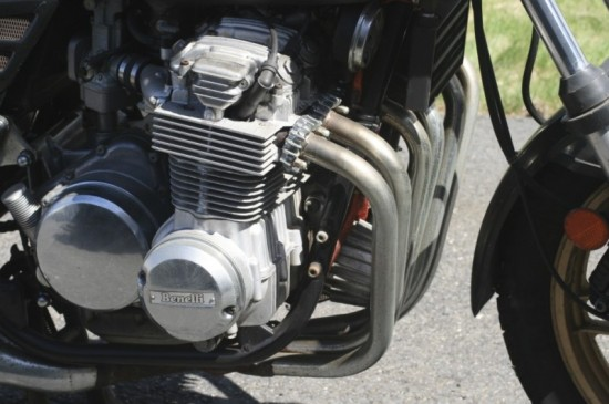 1983 Benelli 900 Sei R Engine