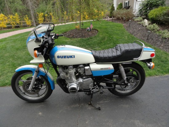 Suzuki GS1000S Wes Cooley For Sale