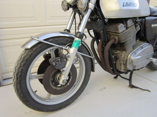 1976 Laverda 3CL 1000 L Engine