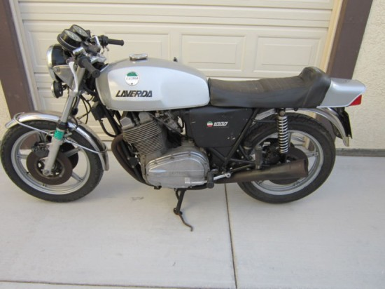 1976 Laverda 3CL 1000 L Side
