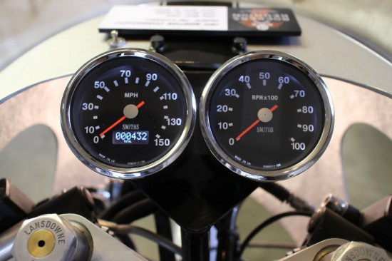 1971 Norton Commando Cafe Dash