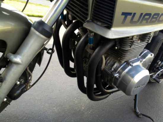 1983 Suzuki XN85 Turbo L Engine