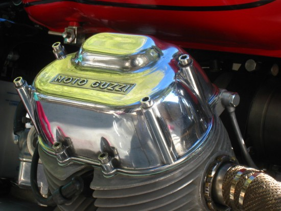 1969 Moto Guzzi V700 Cafe Head