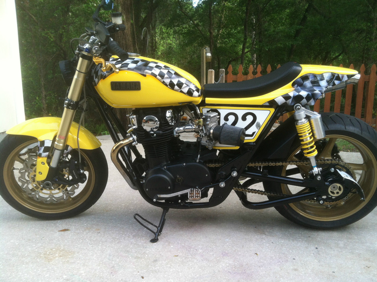 1978 yamaha xs650 l side classic sport bikes for sale. Black Bedroom Furniture Sets. Home Design Ideas