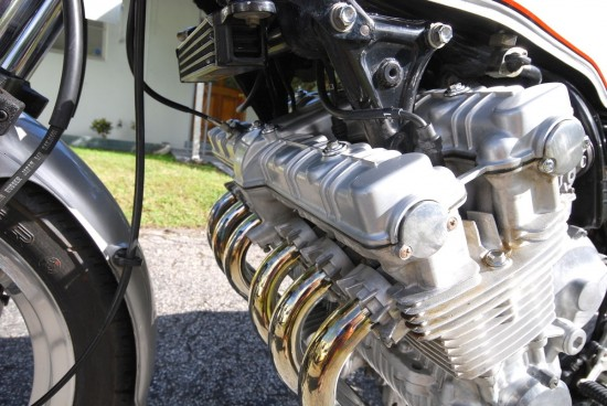 1979 Honda CBX L Engine Palm