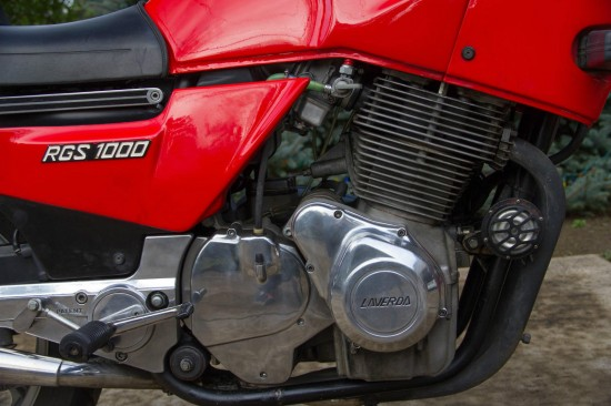 1984 Laverda RGS R Engine