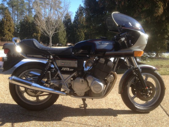 Laverda Jota for sale