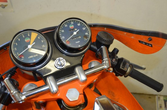 1974 Laverda SFC Dash