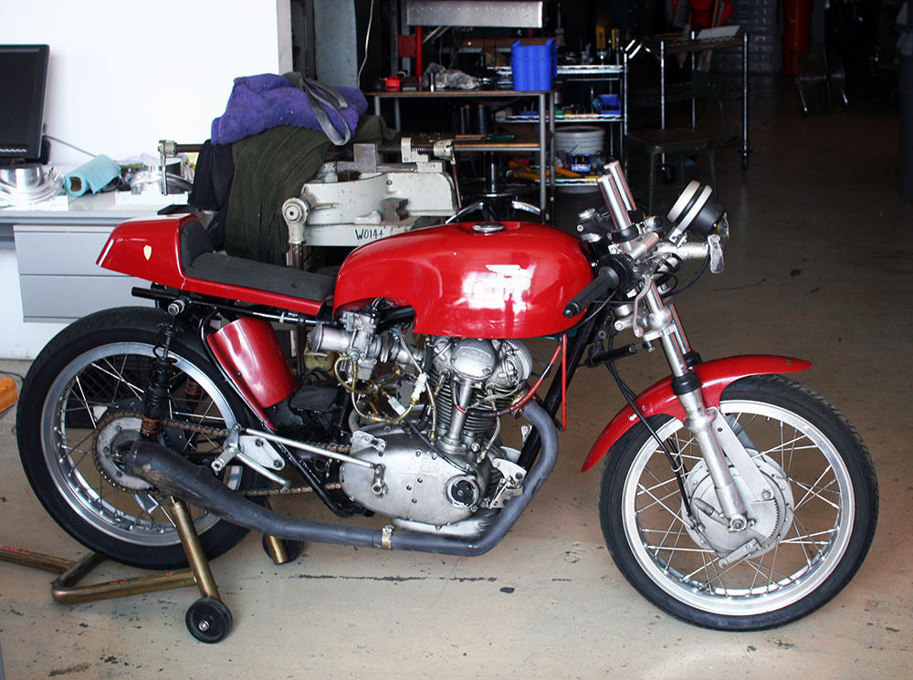 1964 Ducati 250 Race Bike R Side Unfaired – Classic Sport ...