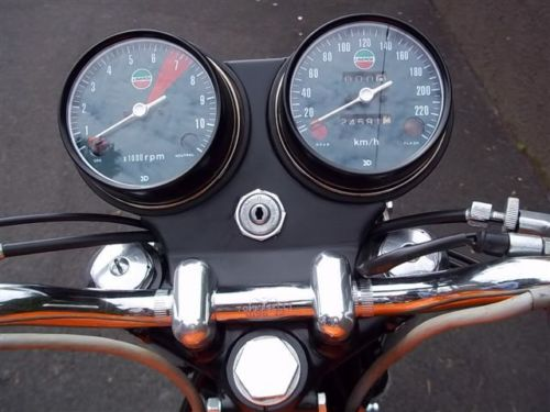 1972 Laverda 750 SF2 Dash