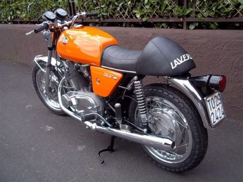 1972 Laverda 750 SF2 L Rear
