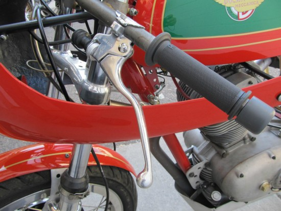 1967 Ducati 250 Mark 3 Race Bike L Grip