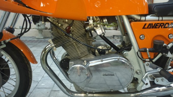 1974 Laverda SFC L Engine