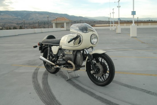 1980 BMW R100 Cafe R Front