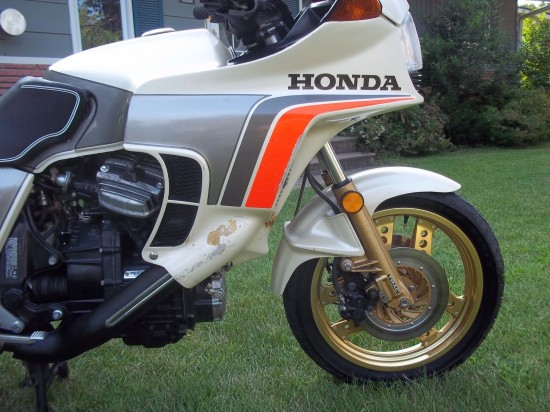1982 Honda CX500 Turbo R Fairing