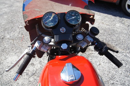 1974 Laverda 750SF Race Bike Dash