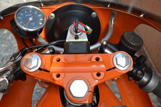 1975 Laverda SFC Dash